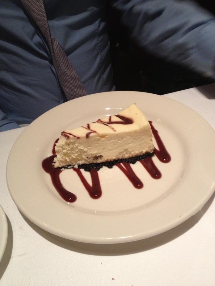 Sean's Dessert.