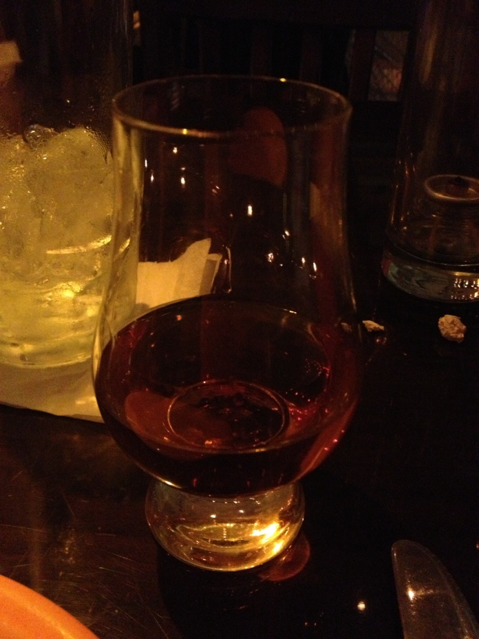 More bourbon.