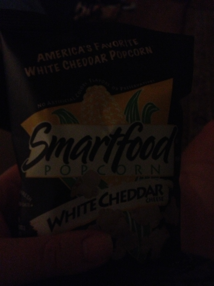Cheese popcorn.