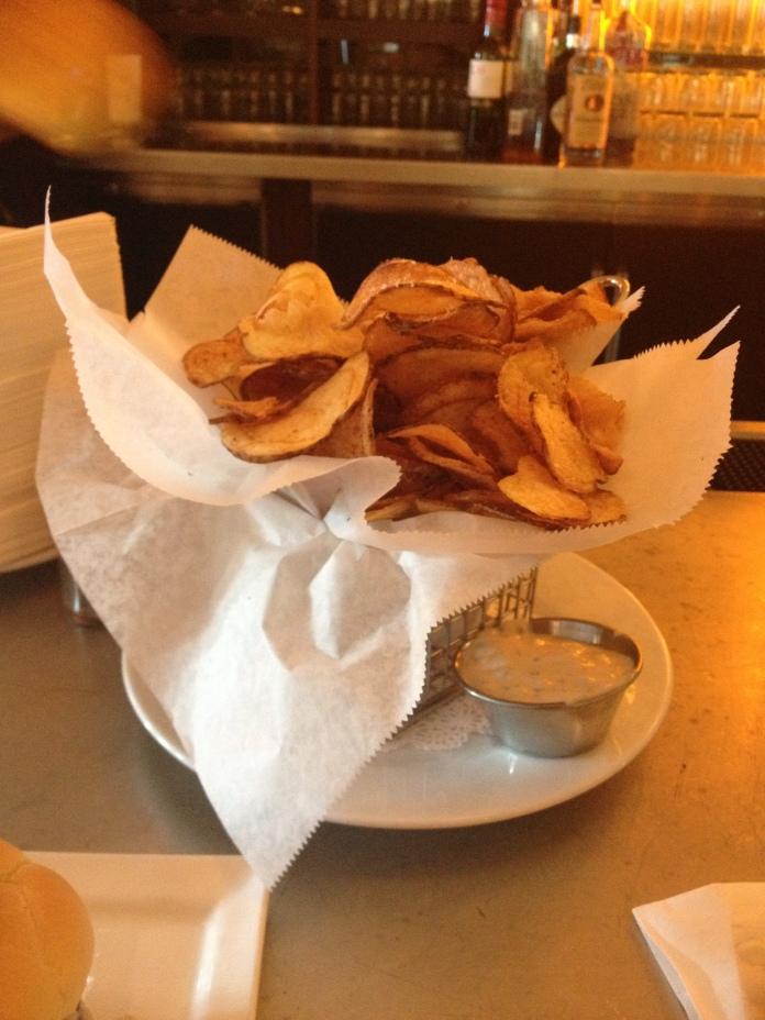 Chips/crisps!