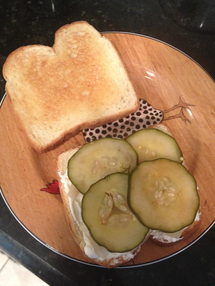 New favorite sandwich.