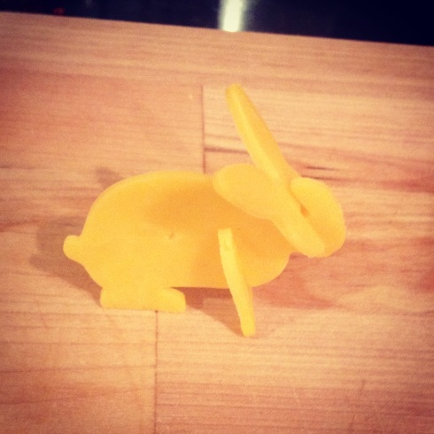 Cheese rabbit