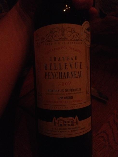 still more wine
