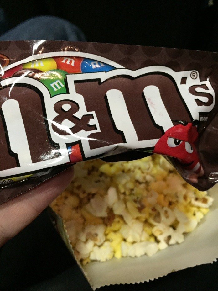 The movie was not good.