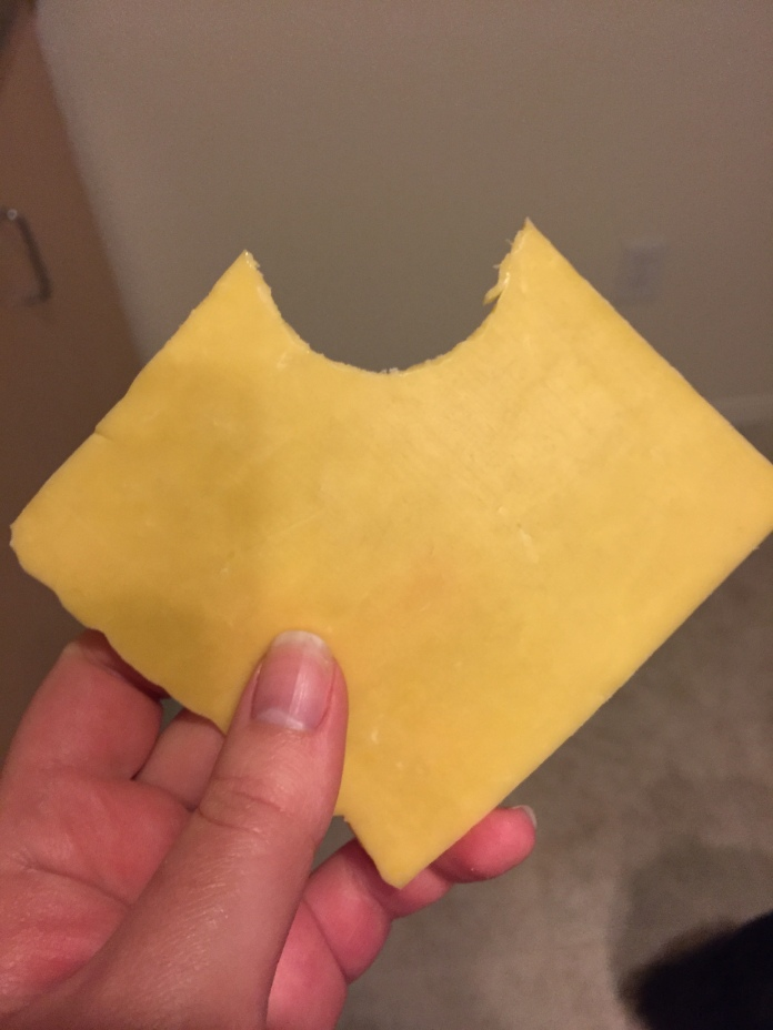This cheese.