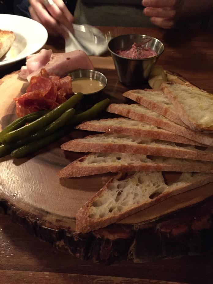 Meat board, duh.