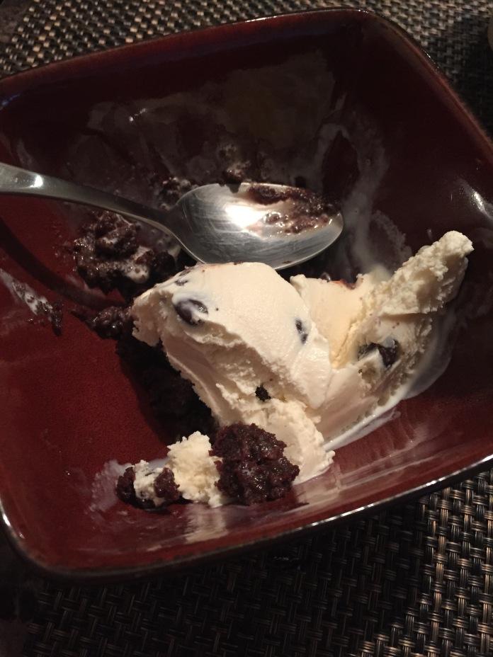 Brownies a la mode!