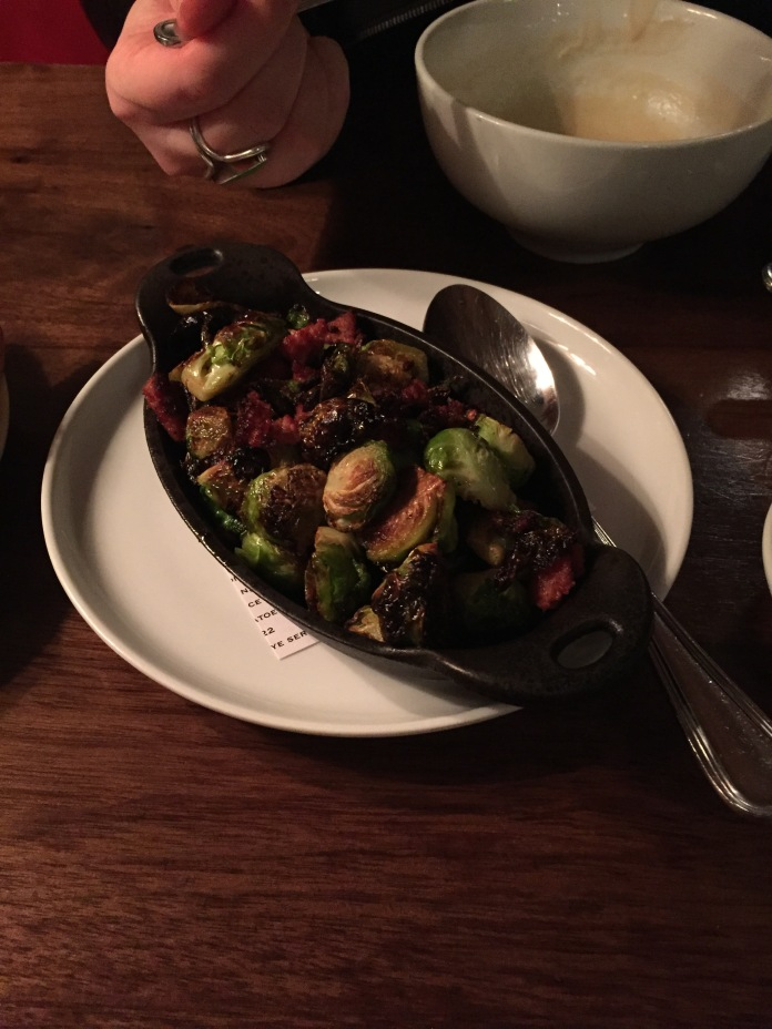 Pretty good brussels sprouts