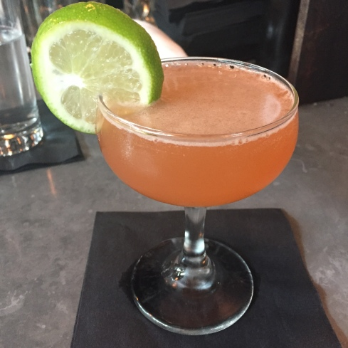Celebratory cocktail