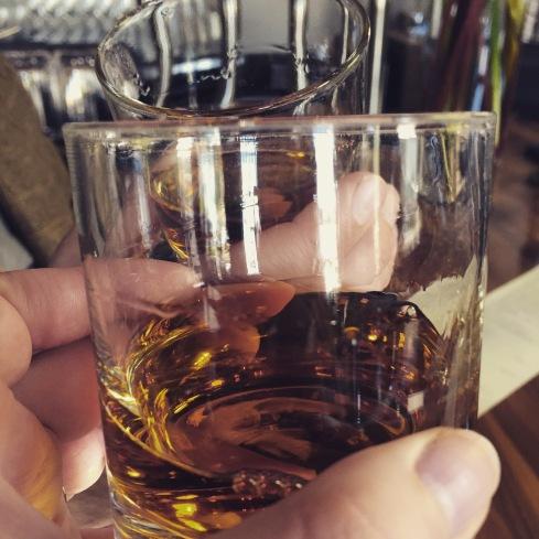 A little Van Winkle bourbon.