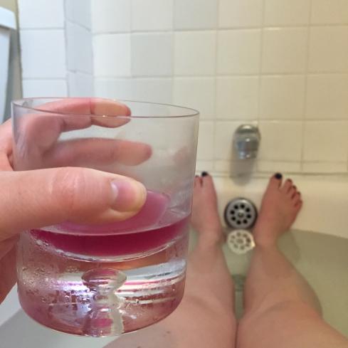 Same shenanigans, different tub.