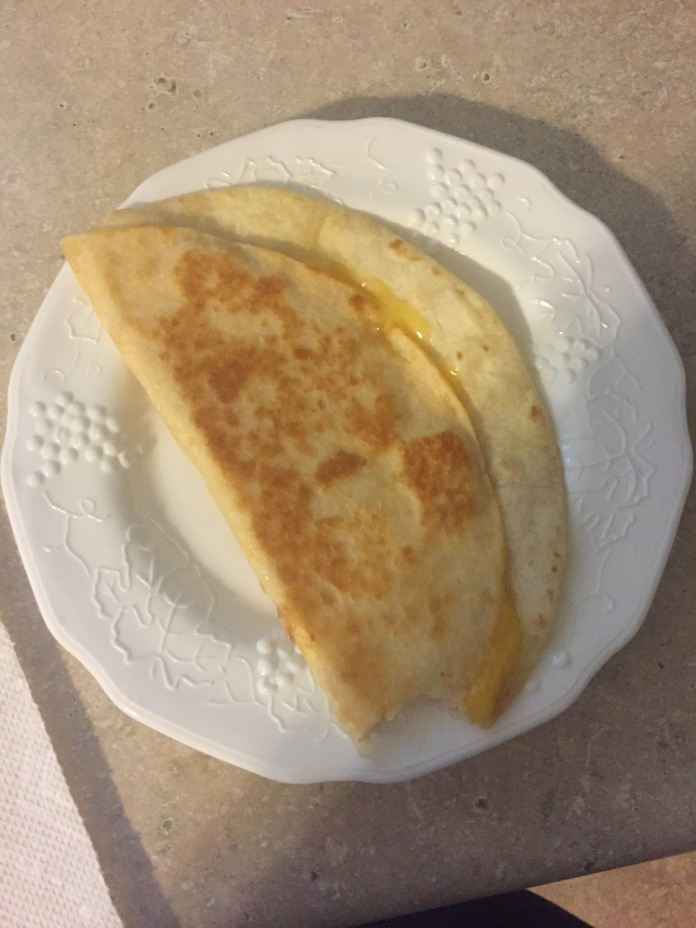 This quesadilla