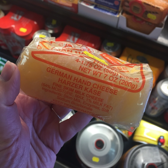 "Can someone explain ""hand cheese"" to me?"